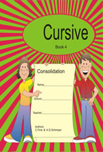 Cursive Book 4 - Feint & Margin