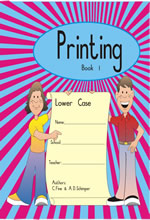 Printing Book 1: Lower Case